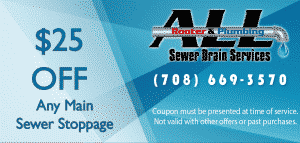$25 off any sewer Stoppage